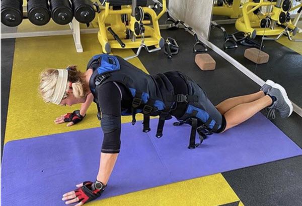 EMS-тренировки в спортивных залах
